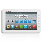 Цветной видеодомофон Polyvision PVD-10L v.7.1 white