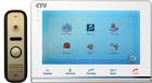 Комплект цветного видеодомофона CTV-DP2700MD (W/B)