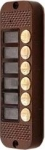 Вызывная панель JSB-V086K PAL (медь)