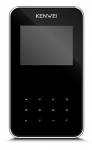 Видеодомофон Kenwei KW-E351C черный