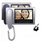 Видеодомофон Kenwei KW-S700C серебро Coordinat