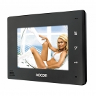 Видеодомофон KOCOM KCV-A374SD чёрный Digital